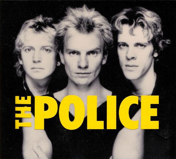 I Police all' epoca dell' intervista con il bassista Andy Summers realizzata a Milano