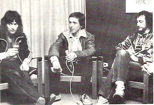 Ritchie Blackmore e Roger Glover dei Rainbow