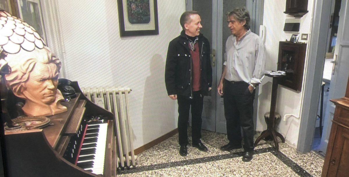 Nando De Luca. Direttore d' orchestra, compositore e pianista. Collaboratore di Adriano Celentano, Mina e altri celebri artisti