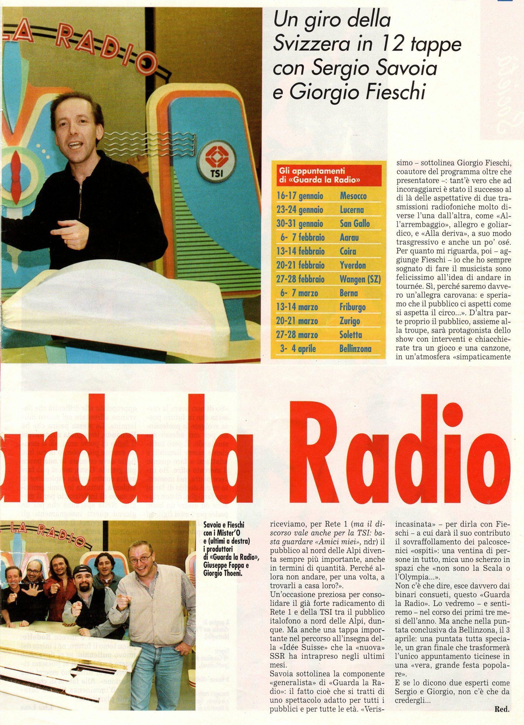 """""""GUARDA LA RADIO"""""""