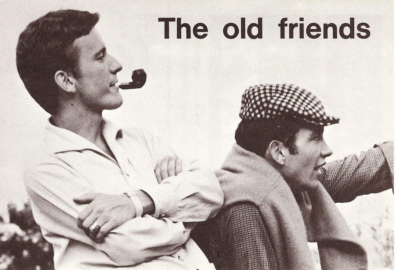 LAICO BURKHALTER DEGLI OLD FRIENDS